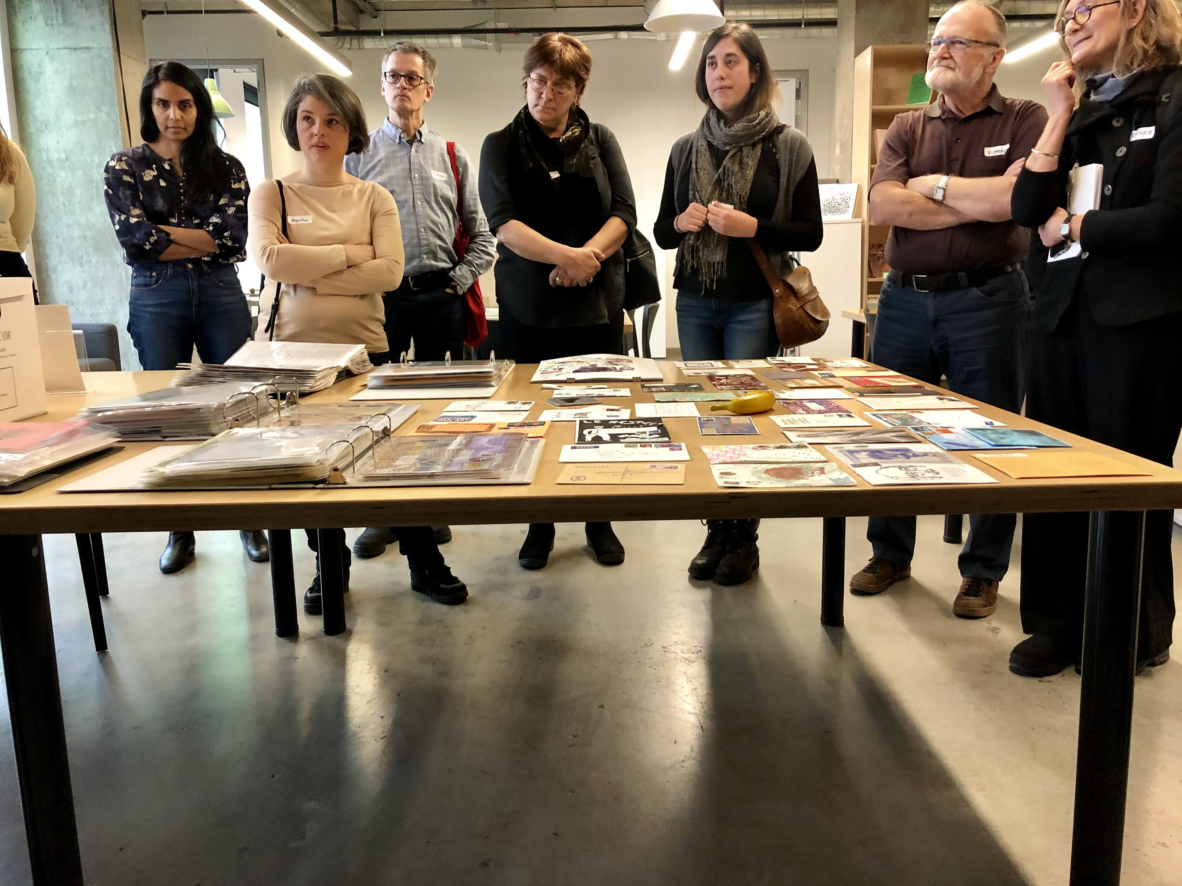 Artexte, Fall meeting 2018